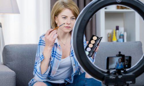 Maquillaje para Cine y TV.