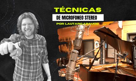 Técnicas de Microfónica Estereo
