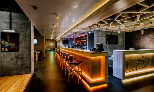 Diseño e Iluminación de Bares y Restaurantes