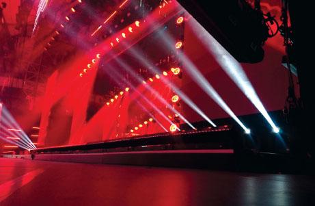 Instructorado en Iluminación para Espectáculos